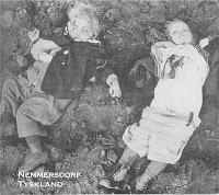 niños alemanes exterminados por la bestia bolchevique